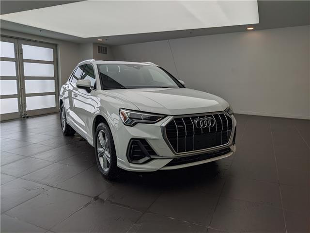 2021 Audi Q3 45 Progressiv (Stk: 52396) in Oakville - Image 1 of 17