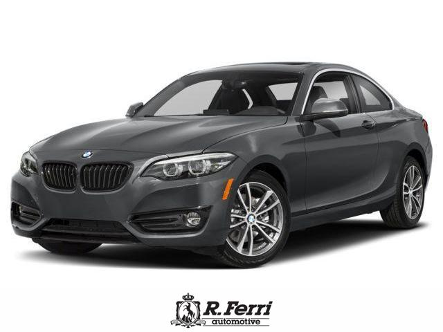 2018 BMW 230 i xDrive (Stk: 26955) in Woodbridge - Image 1 of 9
