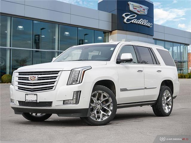 2019 Cadillac Escalade Platinum (Stk: 146879) in London - Image 1 of 27