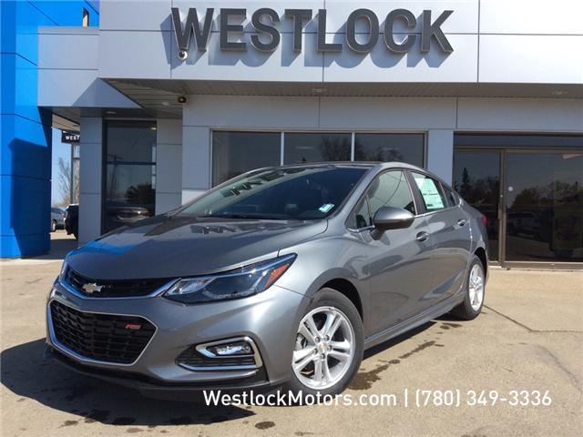 2018 Chevrolet Cruze LT Auto (Stk: 18C11) in Westlock - Image 1 of 24
