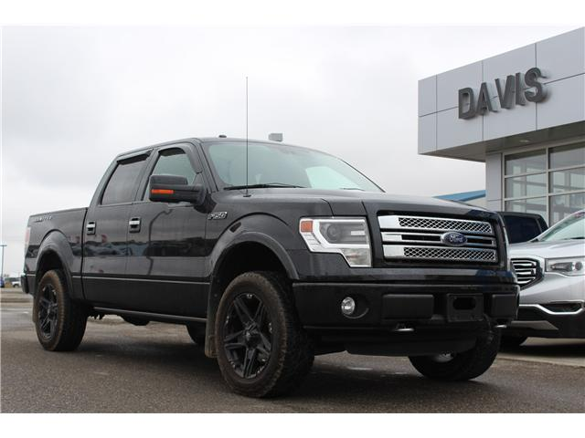 2014 Ford F-150  (Stk: 191117) in Claresholm - Image 1 of 20