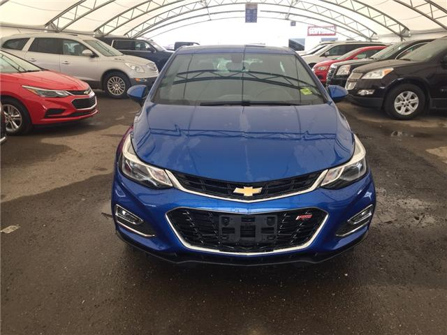 2017 Chevrolet Cruze Hatch Premier Auto (Stk: 164539) in AIRDRIE - Image 2 of 21