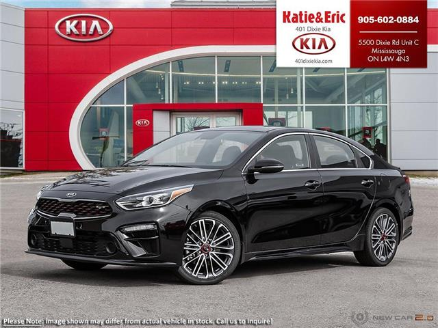 2021 Kia Forte GT Limited (Stk: FO21015) in Mississauga - Image 1 of 23