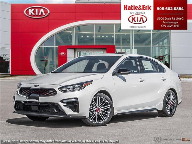 2021 Kia Forte GT (Stk: FO21018) in Mississauga - Image 1 of 23