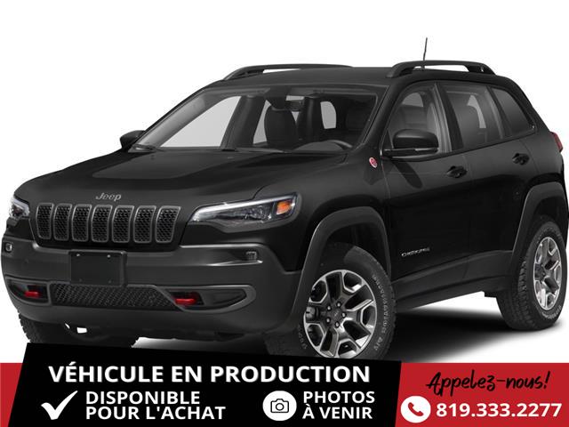 2021 Jeep Cherokee Trailhawk (Stk: ) in La Sarre - Image 1 of 4