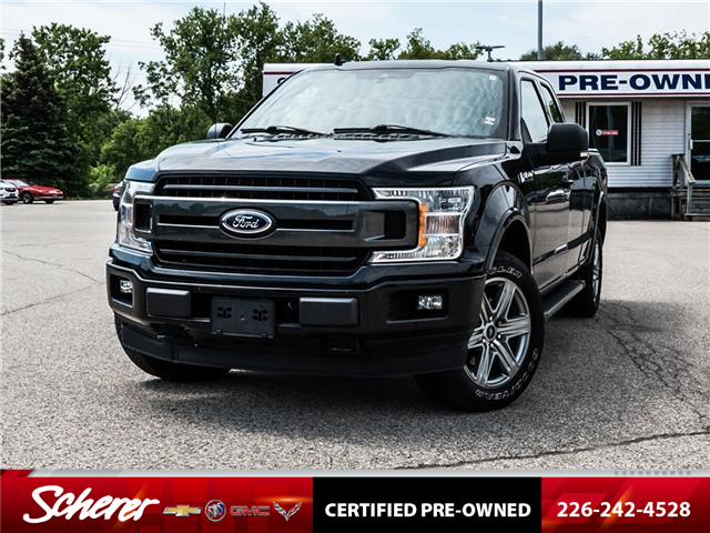 2019 Ford F-150  (Stk: 215810A) in Kitchener - Image 1 of 9
