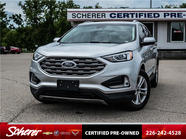 2019 Ford Edge SEL (Stk: 216060A) in Kitchener - Image 1 of 21