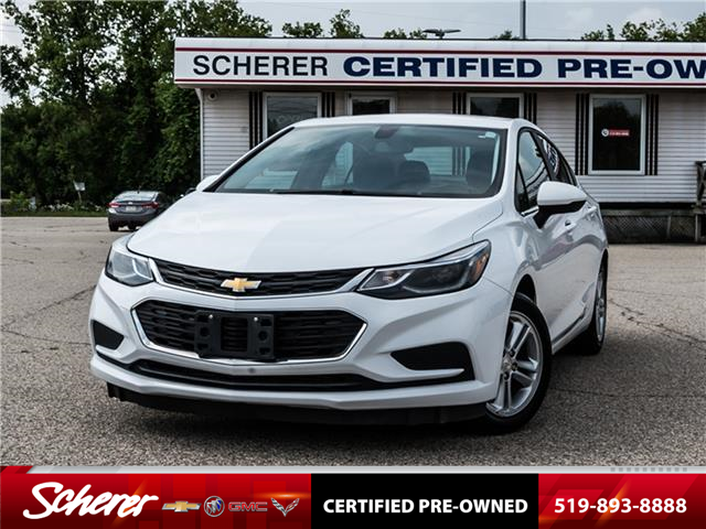 2016 Chevrolet Cruze LT Auto (Stk: 215480AA) in Kitchener - Image 1 of 21