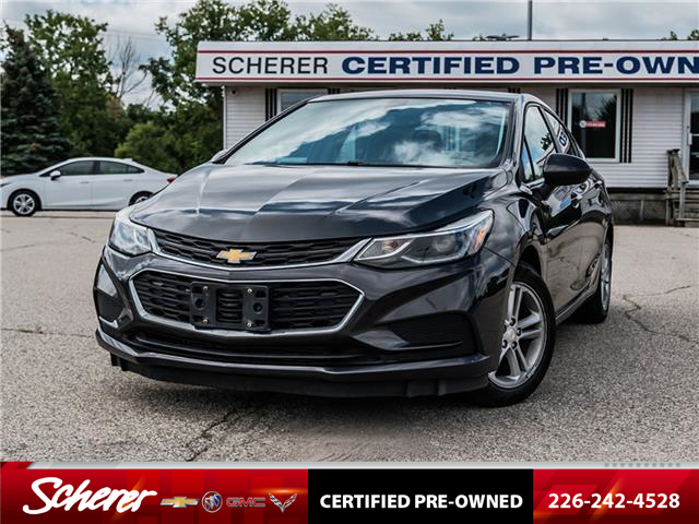 2017 Chevrolet Cruze LT Auto (Stk: 216970A) in Kitchener - Image 1 of 7
