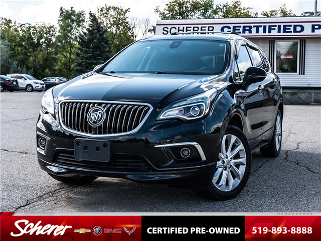 2017 Buick Envision Premium II (Stk: 217620A) in Kitchener - Image 1 of 21