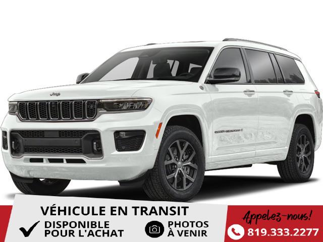 2021 Jeep Grand Cherokee L Limited (Stk: ) in La Sarre - Image 1 of 1