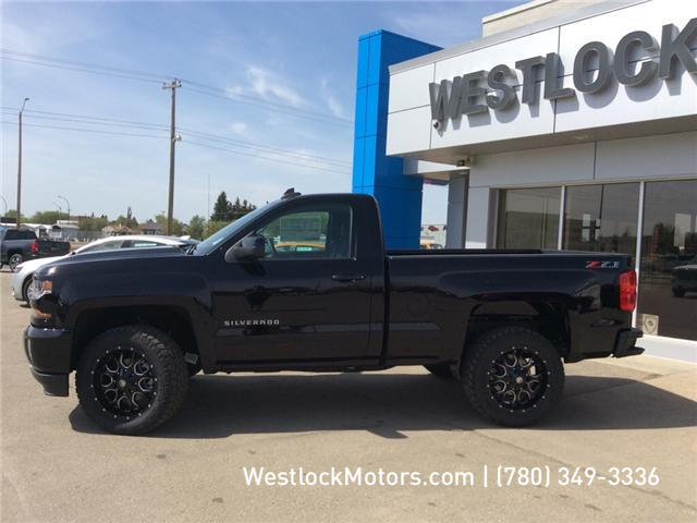 2018 Chevrolet Silverado 1500  (Stk: 18T185) in Westlock - Image 2 of 22