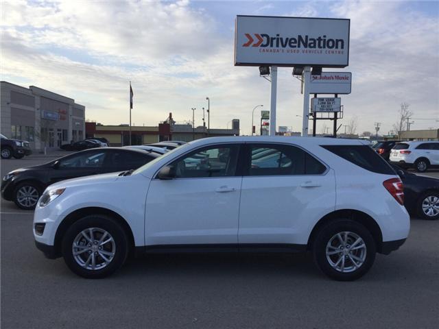 2017 Chevrolet Equinox LS (Stk: D934) in Regina - Image 2 of 15