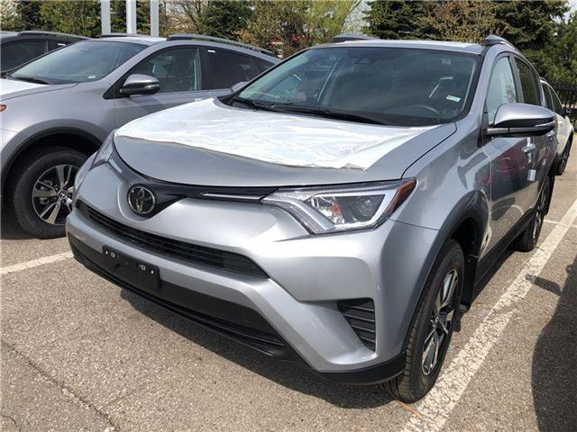 2018 Toyota RAV4 LE (Stk: M180790) in Mississauga - Image 1 of 5