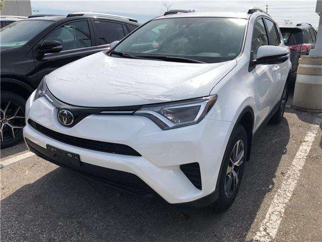 2018 Toyota RAV4 LE (Stk: M180812) in Mississauga - Image 1 of 5
