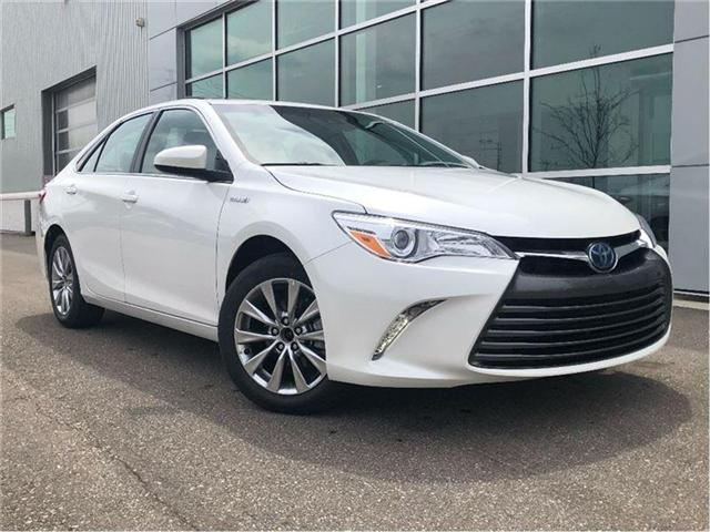 2017 Toyota Camry Hybrid XLE!! 2017 CLEAROUT !! (Stk: 31267) in Mississauga - Image 1 of 19