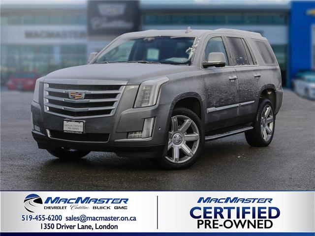 2019 Cadillac Escalade Luxury (Stk: L90098A) in London - Image 1 of 10