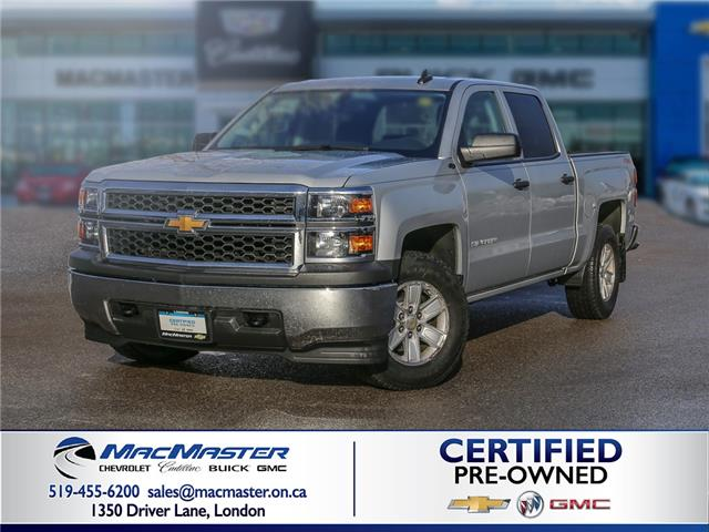 2015 Chevrolet Silverado 1500  (Stk: 210063A) in London - Image 1 of 10