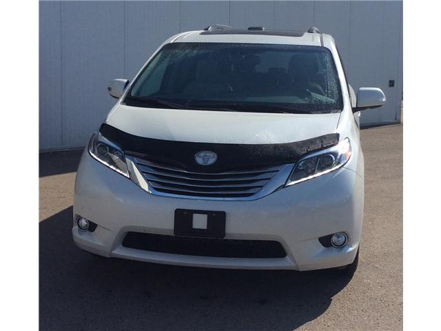 2017 Toyota Sienna XLE 7 Passenger (Stk: P4820) in Sault Ste. Marie - Image 1 of 4