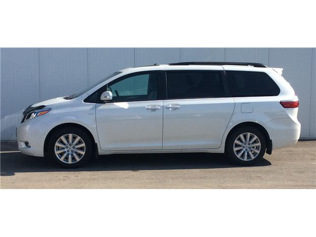 2017 Toyota Sienna XLE 7 Passenger (Stk: P4820) in Sault Ste. Marie - Image 3 of 4