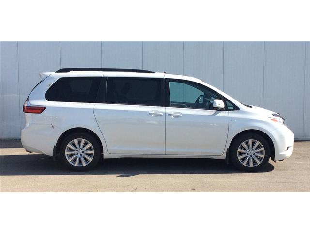 2017 Toyota Sienna XLE 7 Passenger (Stk: P4820) in Sault Ste. Marie - Image 4 of 4