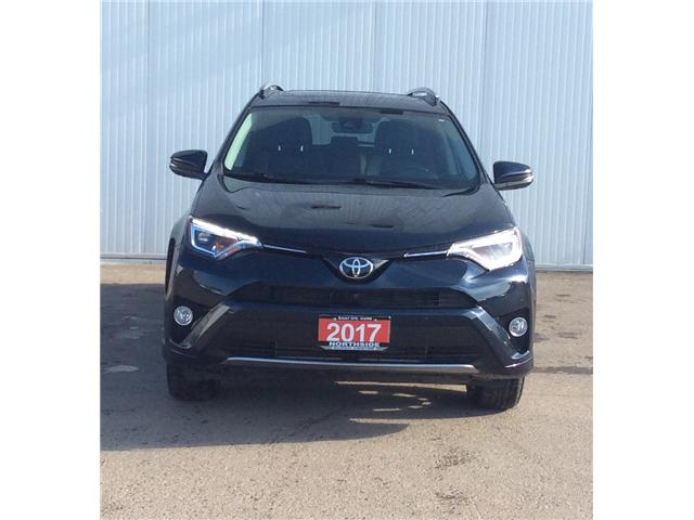 2017 Toyota RAV4 Limited (Stk: P4824) in Sault Ste. Marie - Image 2 of 10
