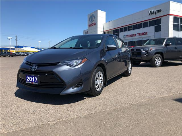 2017 Toyota Corolla CE (Stk: 11326) in Thunder Bay - Image 1 of 26