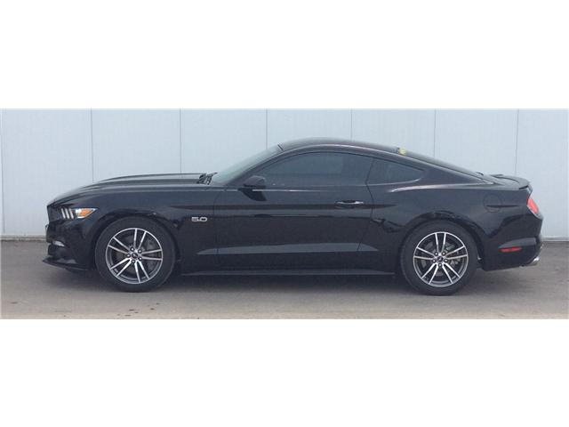 2017 Ford Mustang GT (Stk: MP0467) in Sault Ste. Marie - Image 3 of 10