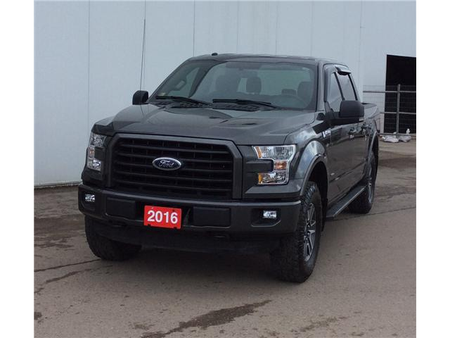 2016 Ford F-150 XLT (Stk: T18243A) in Sault Ste. Marie - Image 1 of 10