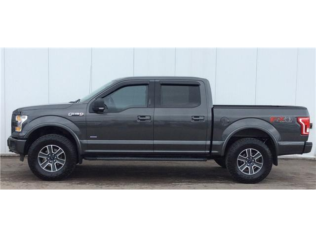 2016 Ford F-150 XLT (Stk: T18243A) in Sault Ste. Marie - Image 3 of 10