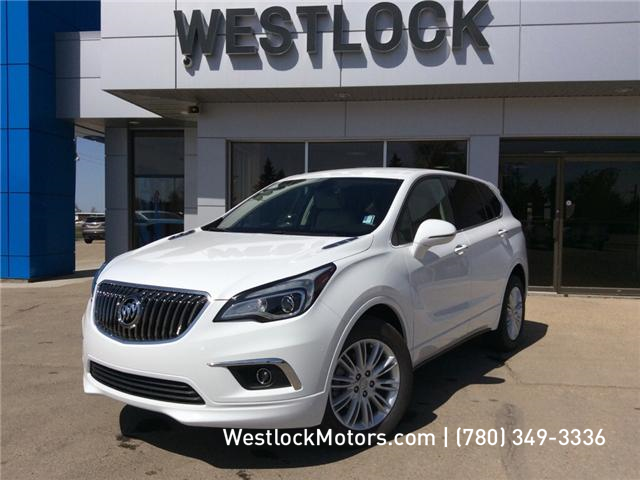 2018 Buick Envision Preferred (Stk: 18T101) in Westlock - Image 1 of 24