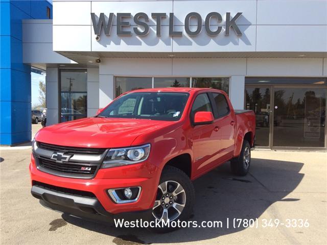 2018 Chevrolet Colorado Z71 (Stk: 18T53) in Westlock - Image 1 of 25