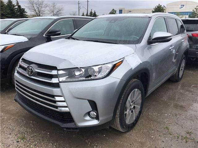 2018 Toyota Highlander XLE (Stk: 543687) in Brampton - Image 1 of 6