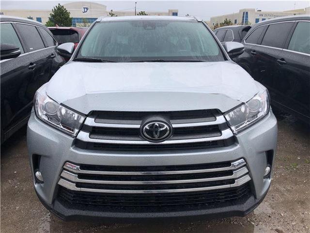 2018 Toyota Highlander XLE (Stk: 543687) in Brampton - Image 2 of 6