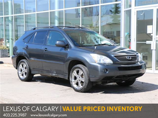 2007 Lexus RX 400h Base (Stk: 210393A) in Calgary - Image 1 of 21