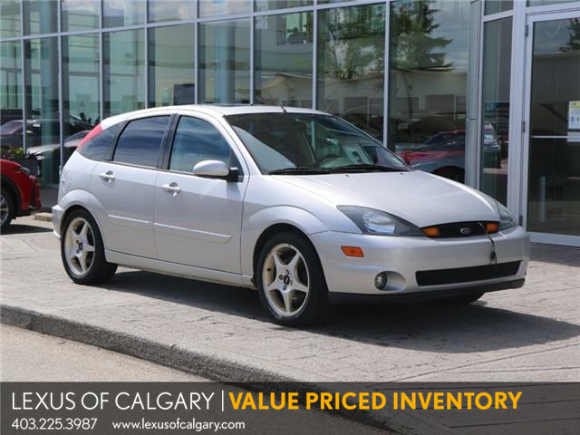 2003 Ford Focus SVT (Stk: 210418A) in Calgary - Image 1 of 21