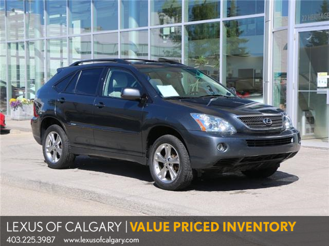 2007 Lexus RX 400h Base (Stk: 210541A) in Calgary - Image 1 of 21
