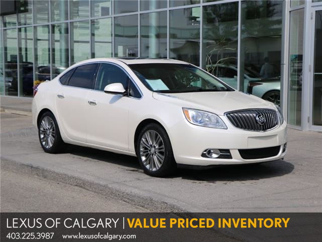 2012 Buick Verano Leather Package (Stk: 210322B) in Calgary - Image 1 of 20