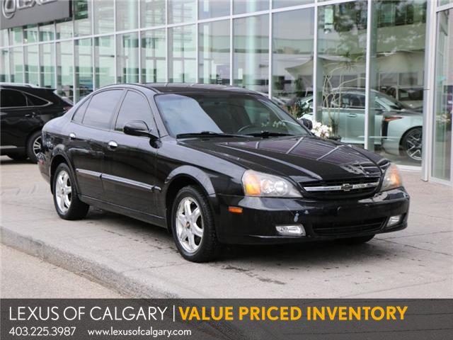 2005 Chevrolet Epica LT (Stk: 210669A) in Calgary - Image 1 of 20