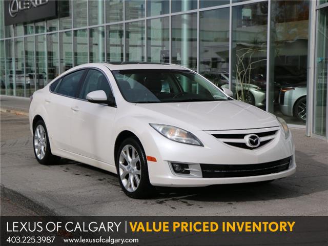 2012 Mazda MAZDA6 GT-I4 (Stk: 210542B) in Calgary - Image 1 of 19