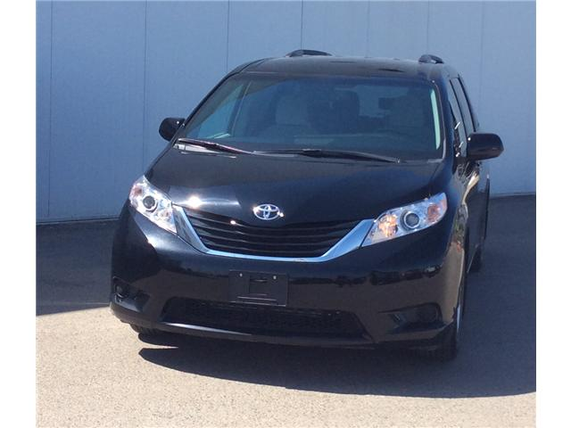2017 Toyota Sienna LE 8 Passenger (Stk: MP0469) in Sault Ste. Marie - Image 1 of 11