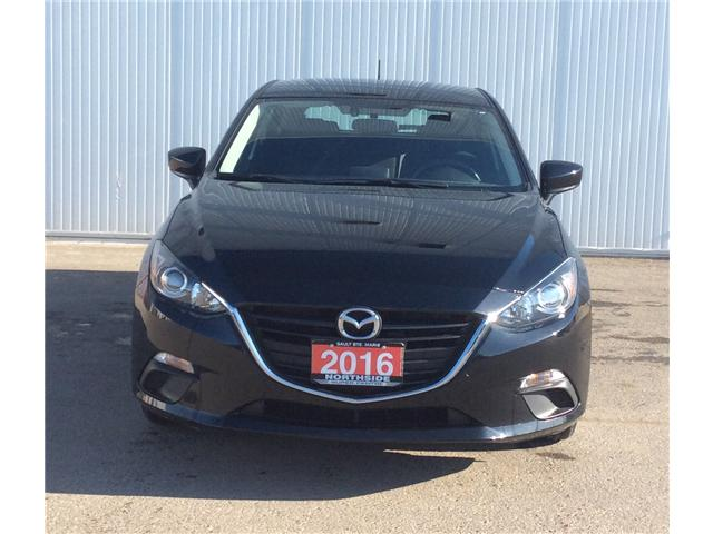 2016 Mazda Mazda3 GS (Stk: M18200A) in Sault Ste. Marie - Image 2 of 9