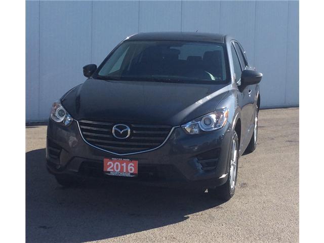 2016 Mazda CX-5 GX (Stk: MP0472) in Sault Ste. Marie - Image 1 of 10