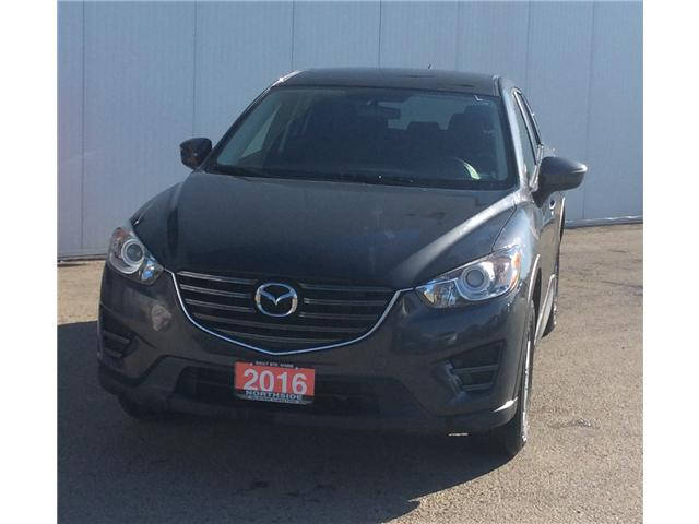 2016 Mazda CX-5 GX (Stk: MP0462A) in Sault Ste. Marie - Image 1 of 8
