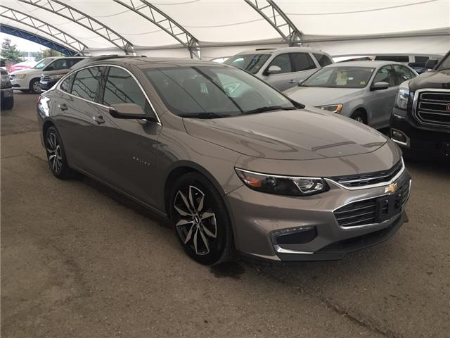 2017 Chevrolet Malibu 1LT (Stk: 151808) in AIRDRIE - Image 1 of 23