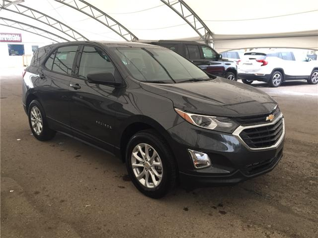 2018 Chevrolet Equinox LS (Stk: 164314) in AIRDRIE - Image 1 of 21