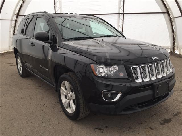 2016 Jeep Compass Sport/North (Stk: R8106A) in Ottawa - Image 1 of 26
