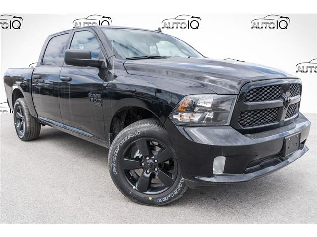 2021 RAM 1500 Classic Tradesman (Stk: 34939D) in Barrie - Image 1 of 24