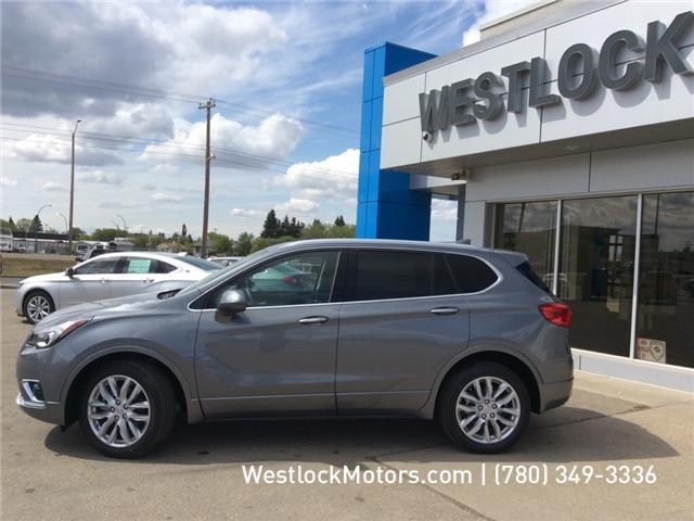 2019 Buick Envision Premium II (Stk: 19T2) in Westlock - Image 2 of 26