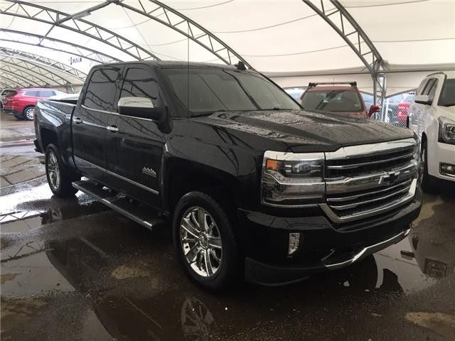 2017 Chevrolet Silverado 1500 High Country (Stk: 149798) in AIRDRIE - Image 1 of 23